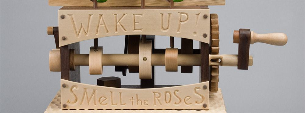 Wake Up and Smell the Roses (For Her)